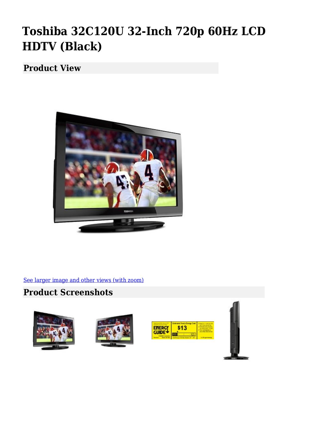 download free pdf for toshiba 32c120u tv manual rh umlib com toshiba model 32c120u owners manual toshiba model 32c110u manual