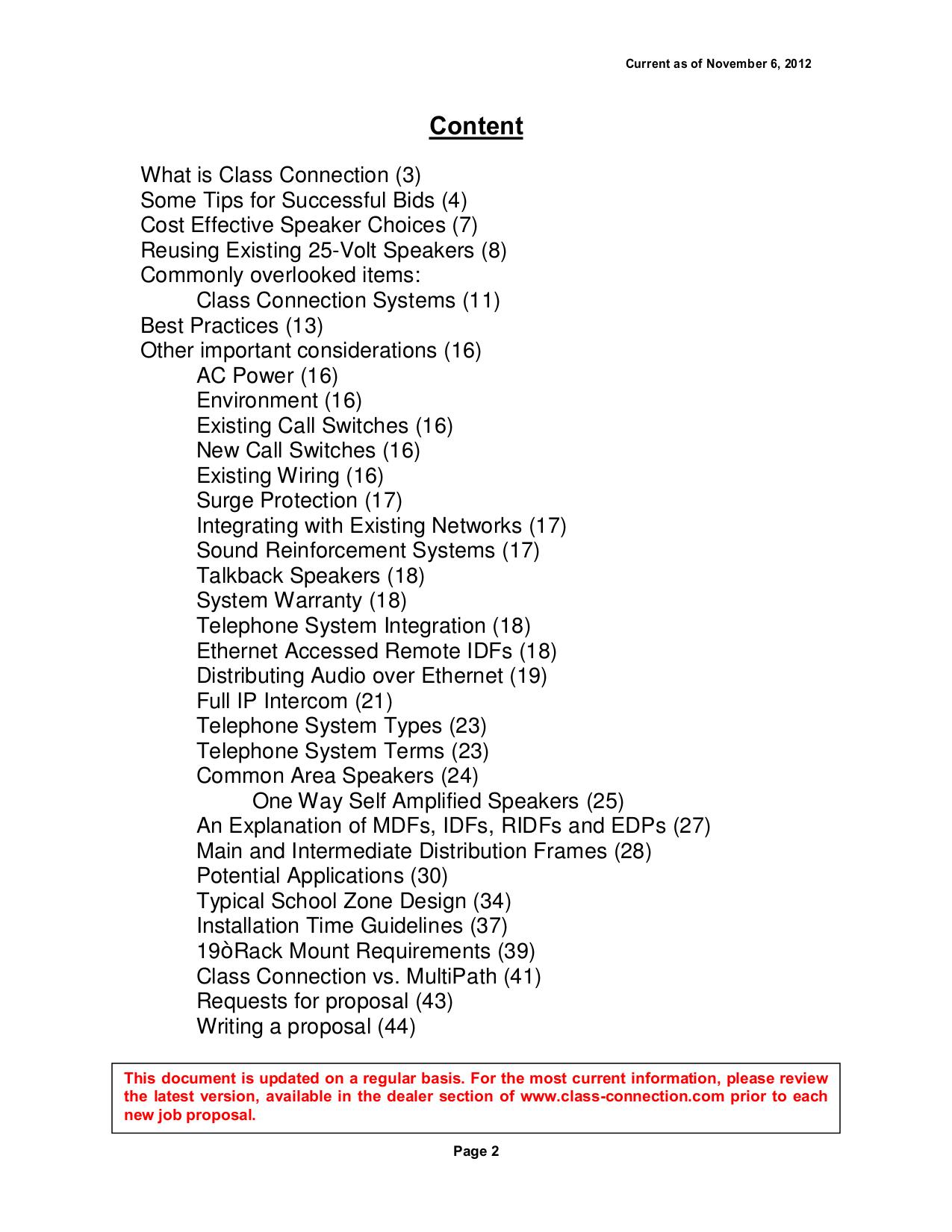 Valcom Speaker V1020C pdf page preview
