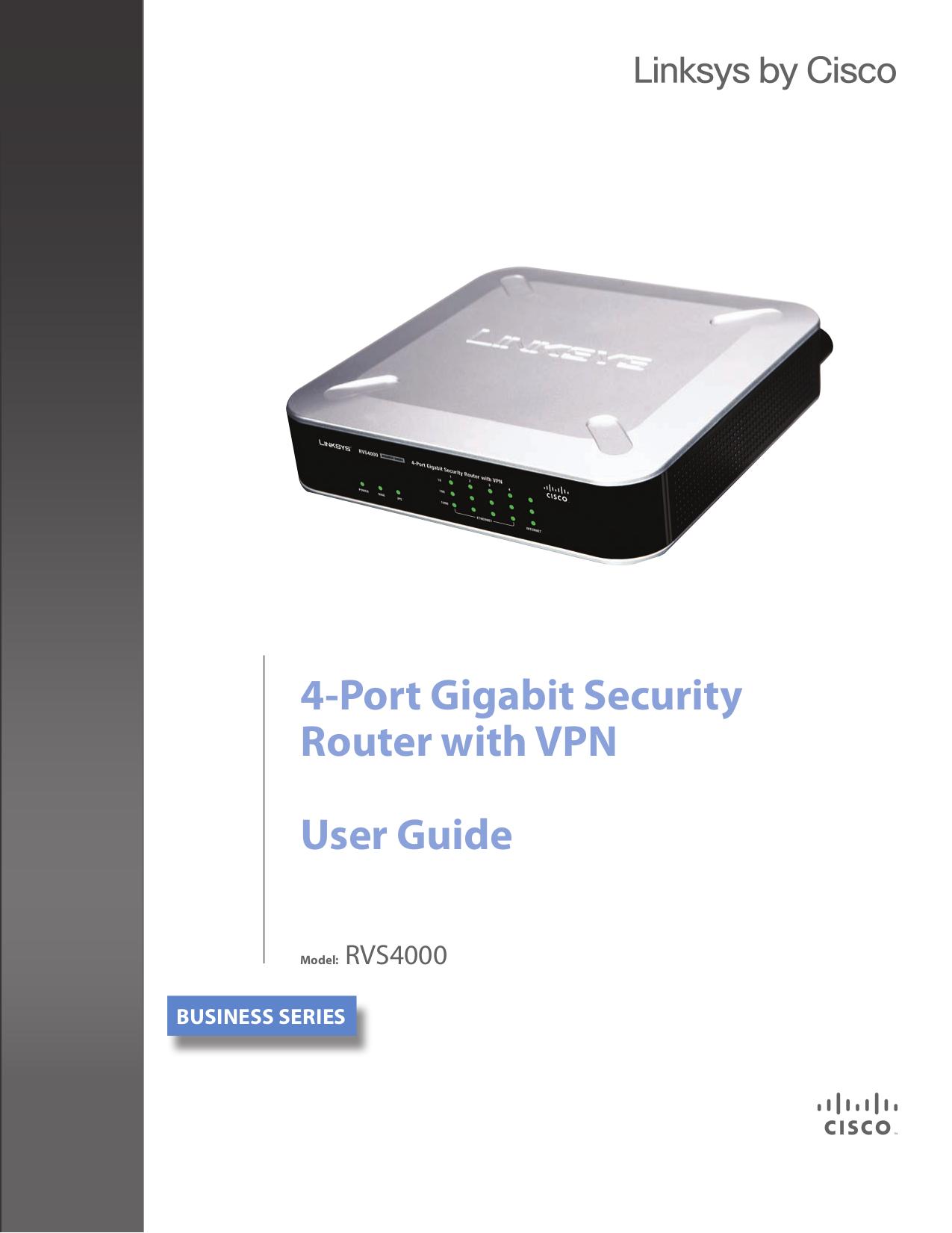 download free pdf for linksys rvs4000 router manual rh umlib com Linksys WRT54G Linksys WRT54G