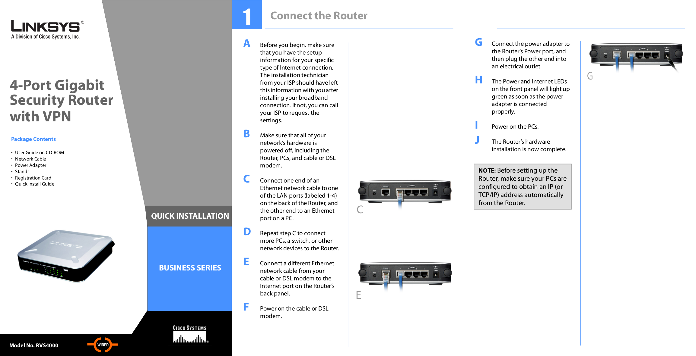 download free pdf for linksys rvs4000 router manual rh umlib com Linksys WRT54G linksys rvs4000 manual pdf