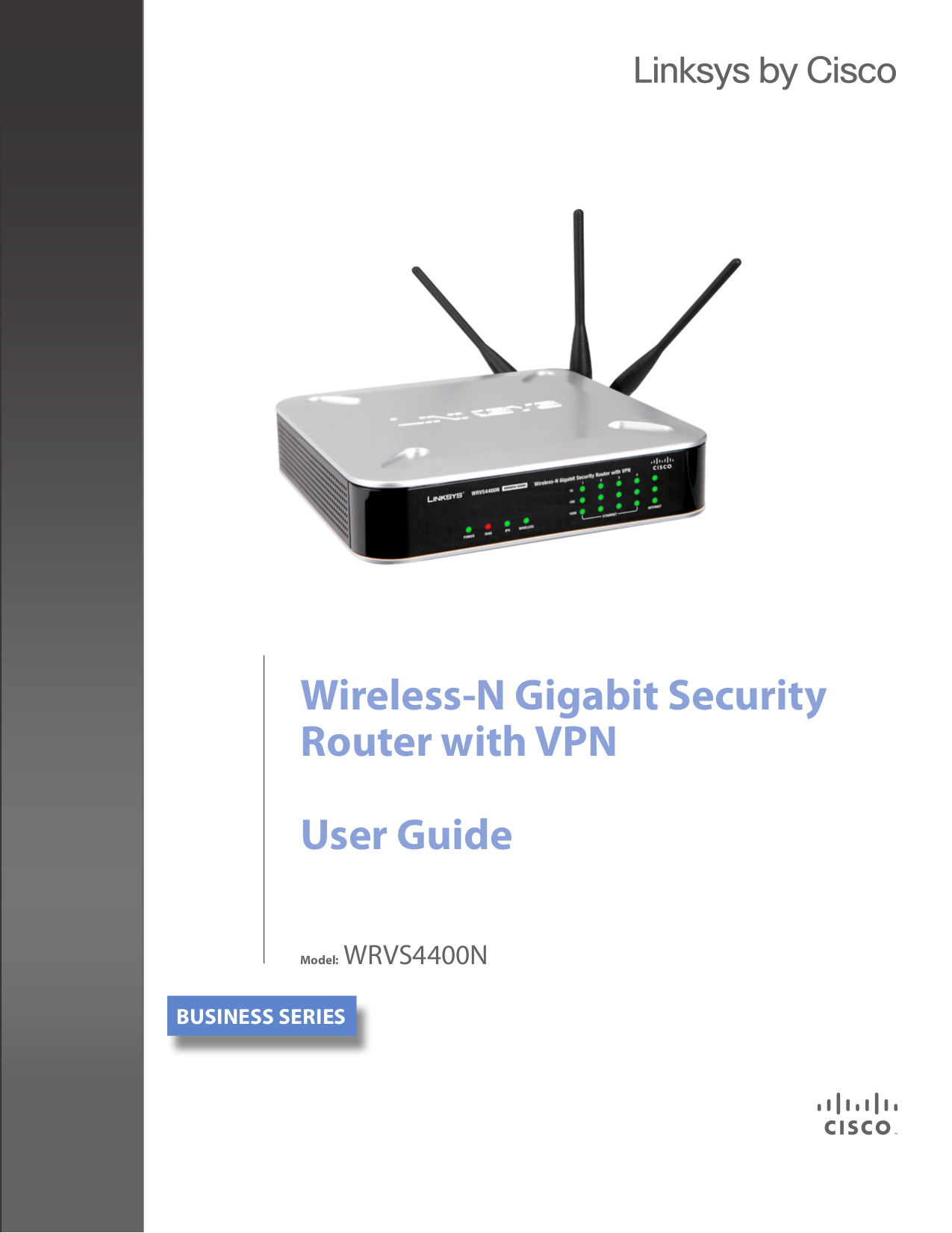 download free pdf for linksys rvs4000 router manual rh umlib com linksys rvs4000 specs Linksys WRT54G