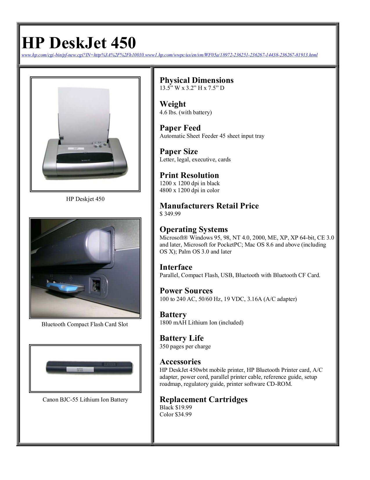 hp deskjet d2660 manual pdf