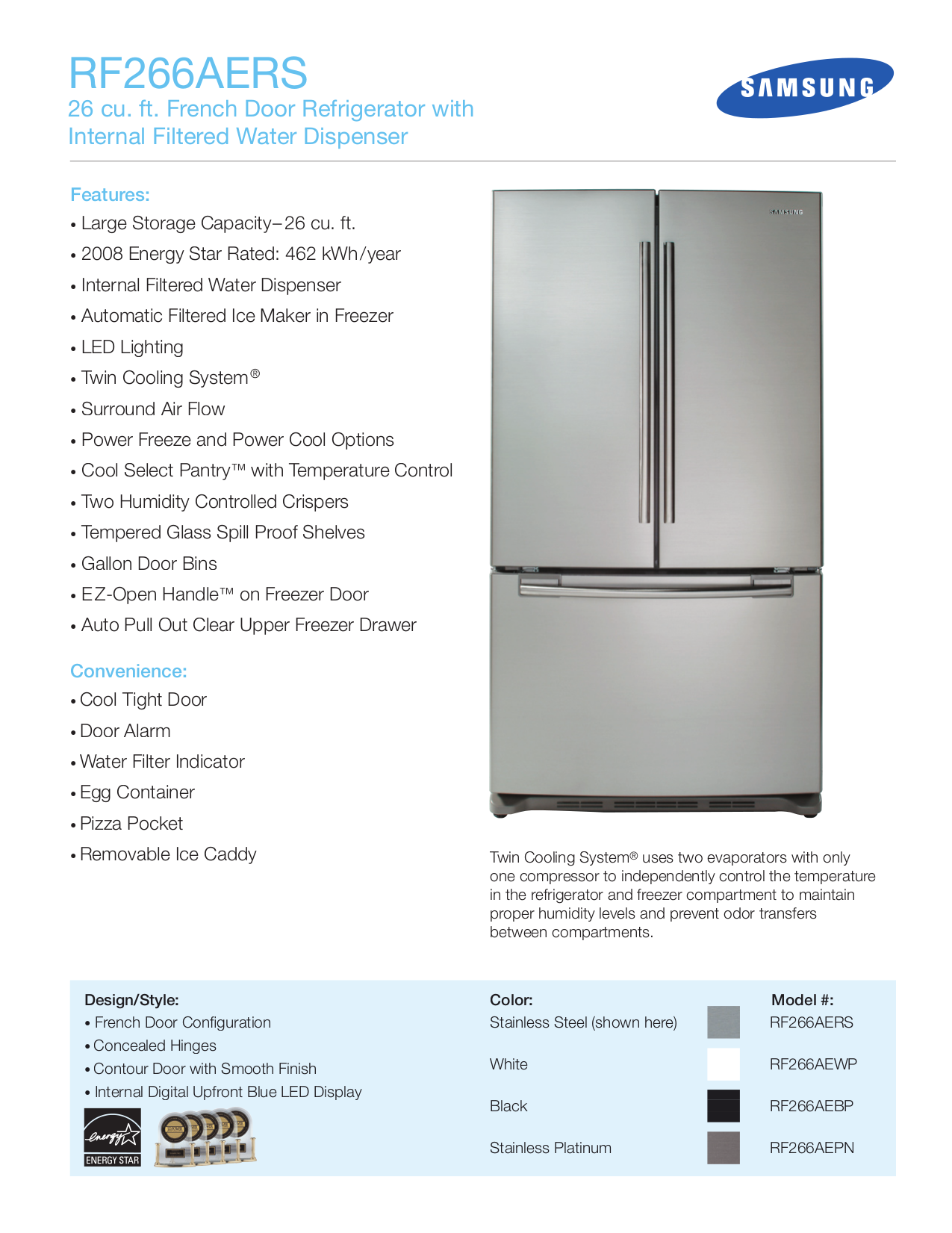 samsung rf266 refrigerator manual image refrigerator nabateans org rh nabateans org samsung refrigerator manual rf260beaesr samsung refrigerator manual rf263beaesg