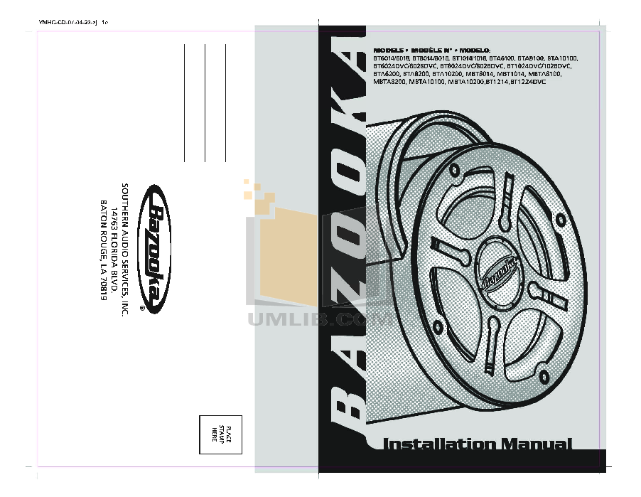 Tubesmanual trilingualforweb.pdf 0 wat download free pdf for bazooka bta6200 subwoofer manual bazooka bta6100 wiring harness at edmiracle.co