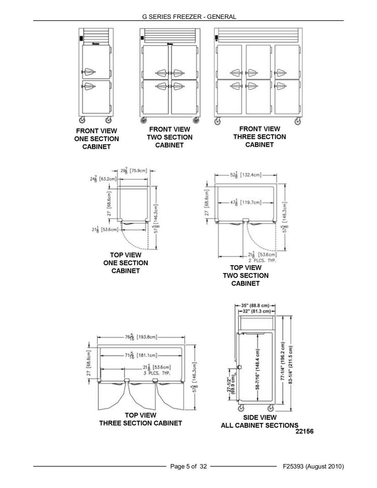 Traulsen Freezer G12010 Wiring Diagram. Traulsen Model G22010 Parts on