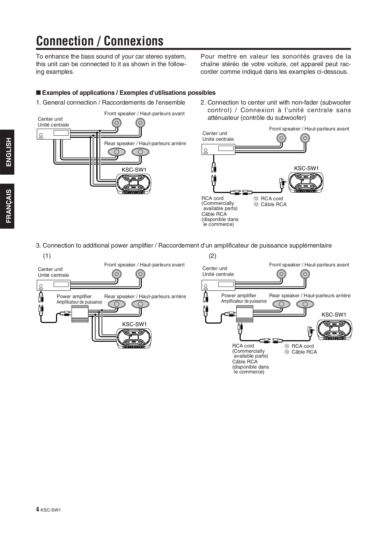 KSC SW1 ins manual.pdf 3 pdf manual for kenwood subwoofer ksc sw1 kenwood ksc-sw1 wiring harness at alyssarenee.co