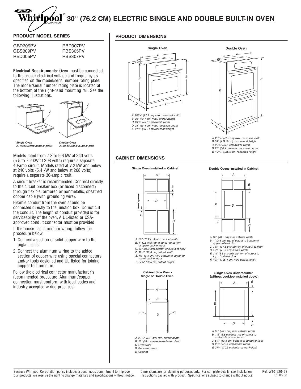 Whirlpool akp 241 05 ix oven download manual for free now 771f.