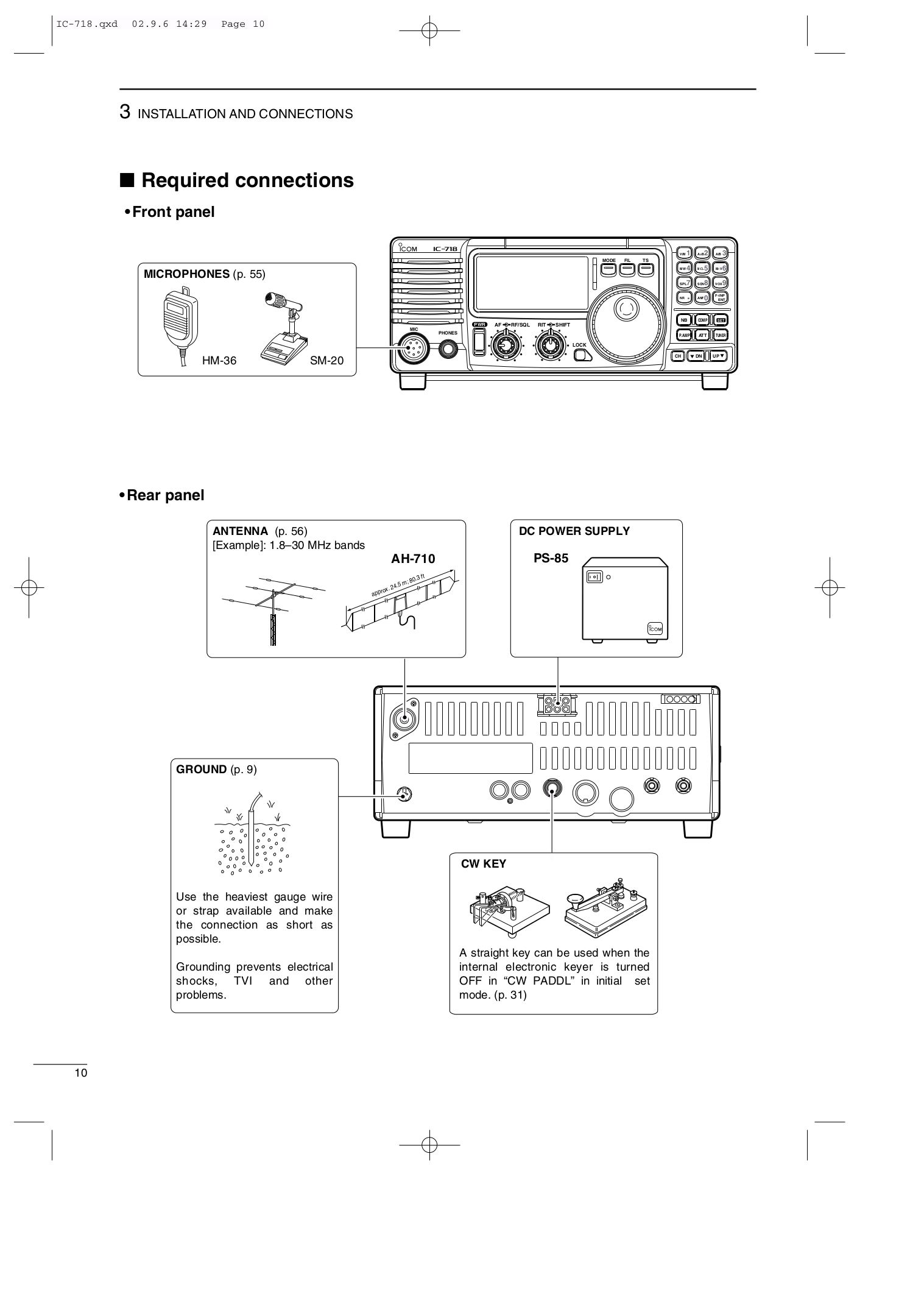 Pdf Manual For Icom Other At