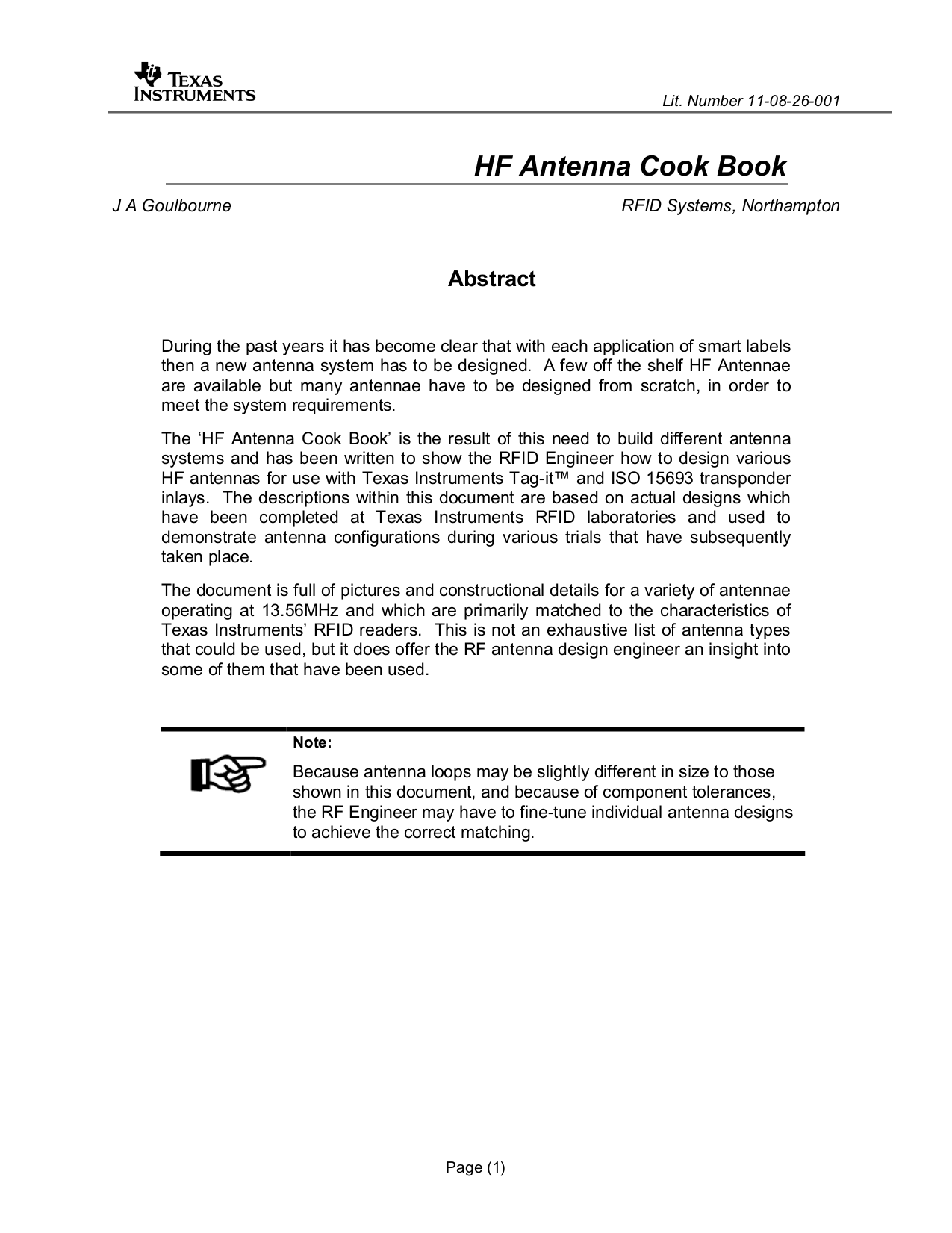 PDF manual for ICOM Other AT-180 Antenna Tuner
