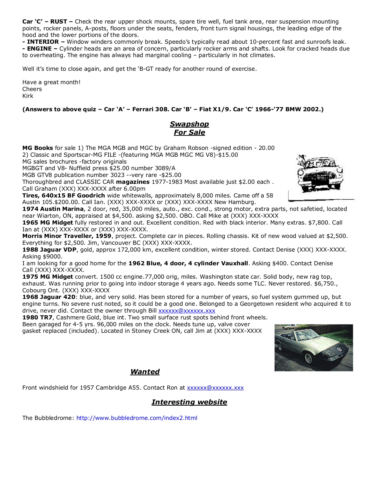 Sunbeam Other 4067 Iron pdf page preview
