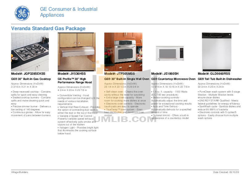pdf for GE Dishwasher GLD5660RSS manual