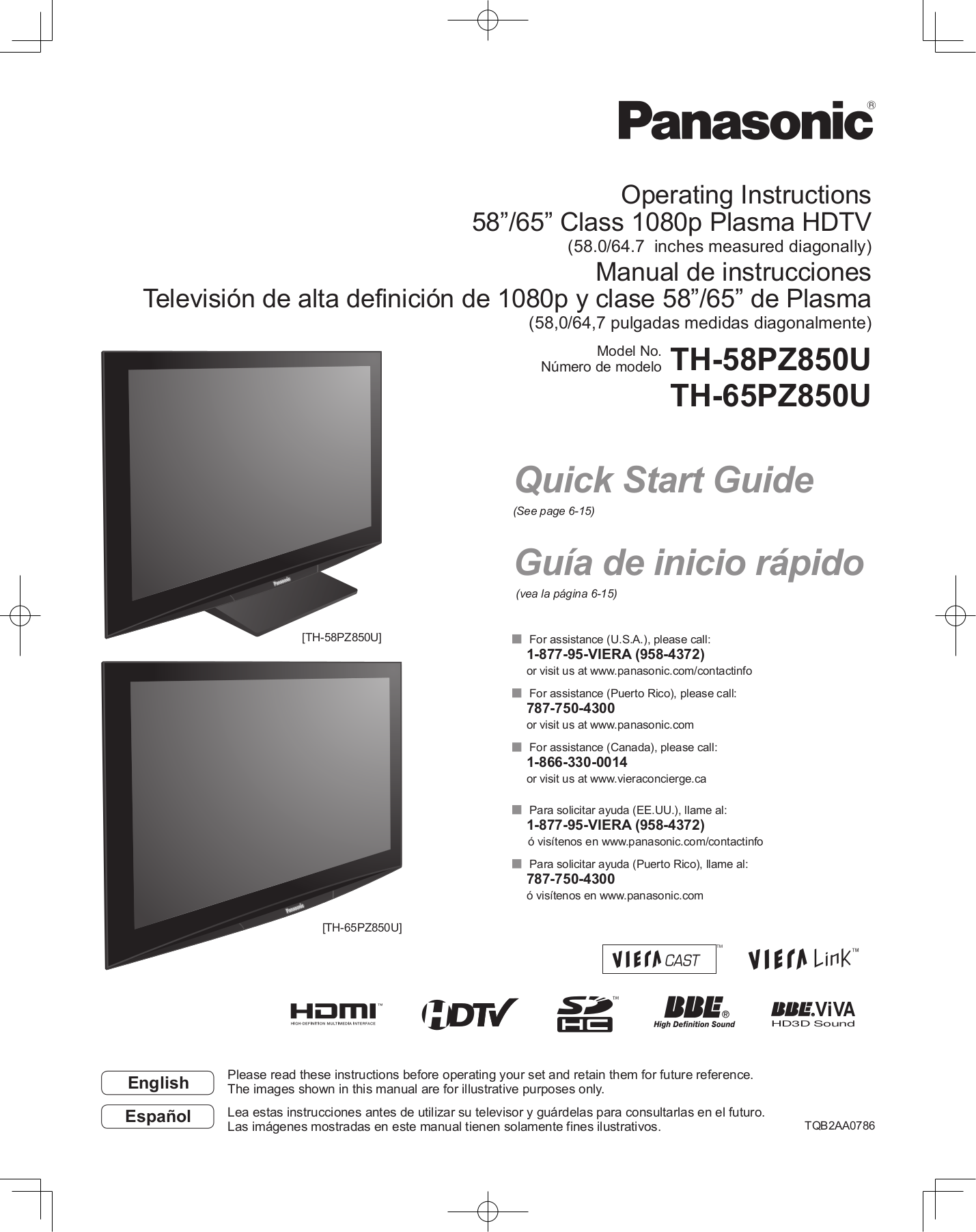 panasonic viera manual en espaol free owners manual u2022 rh wordworksbysea com panasonic plasma tv manual panasonic viera smart tv manual