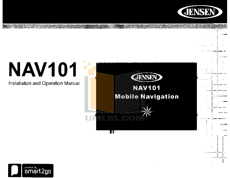 pdf for Audiovox Car Receiver VM9512 manual