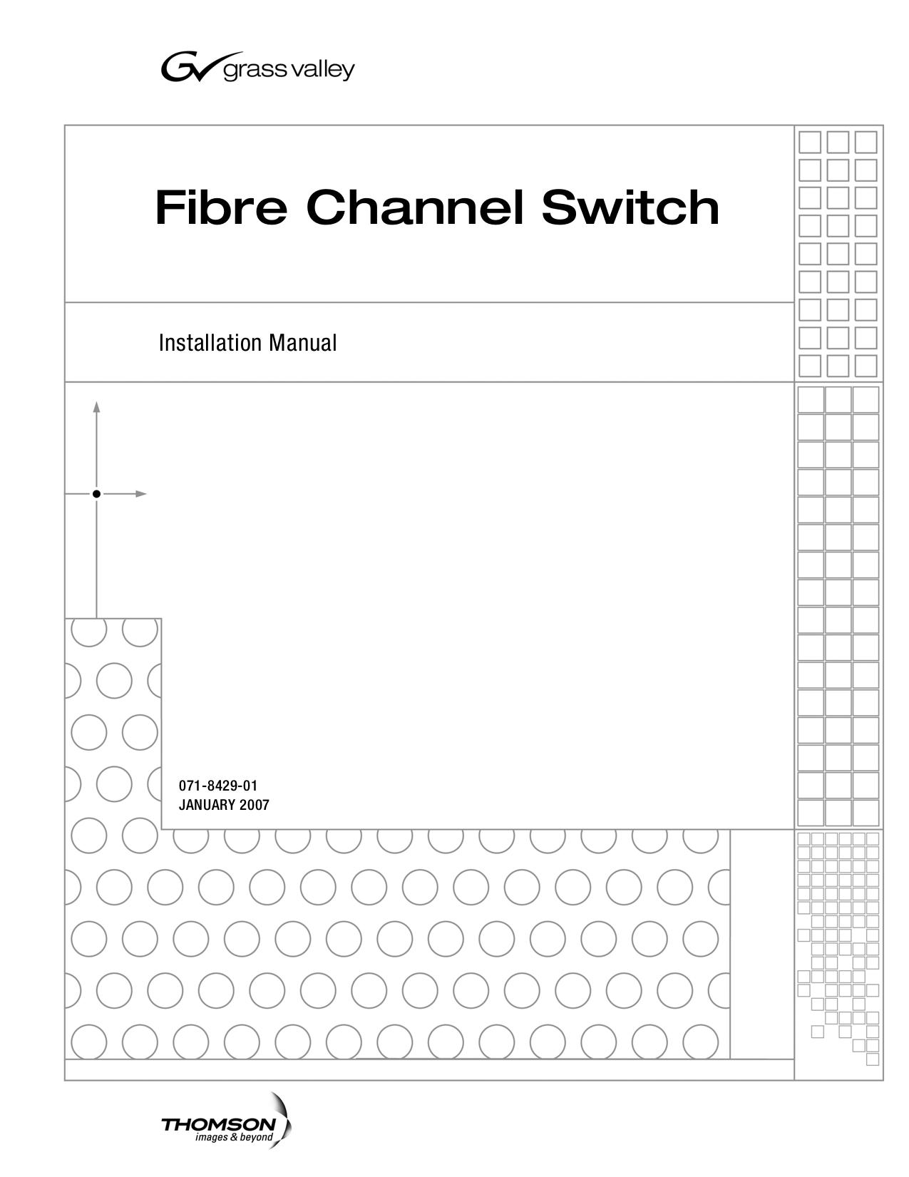 Download free pdf for Qlogic SANbox 5200 Switch manual