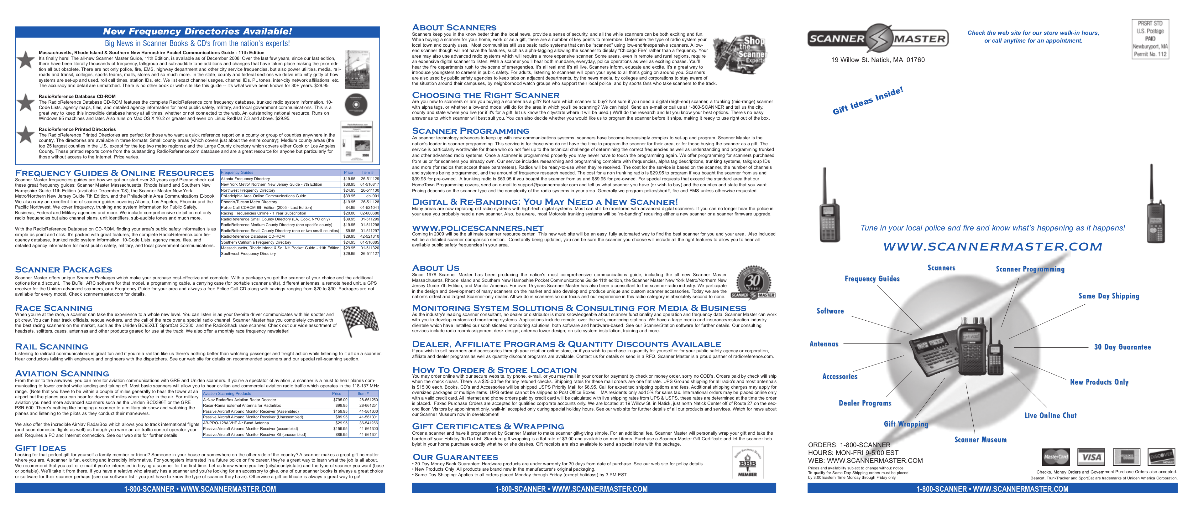pdf for Uniden 2-way Radio BC95XLT manual