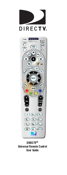 pdf for DirecTV DVR HBH-SA manual