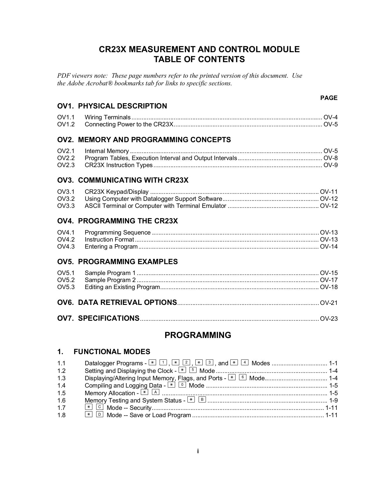X10 Remote Control CR13A pdf page preview