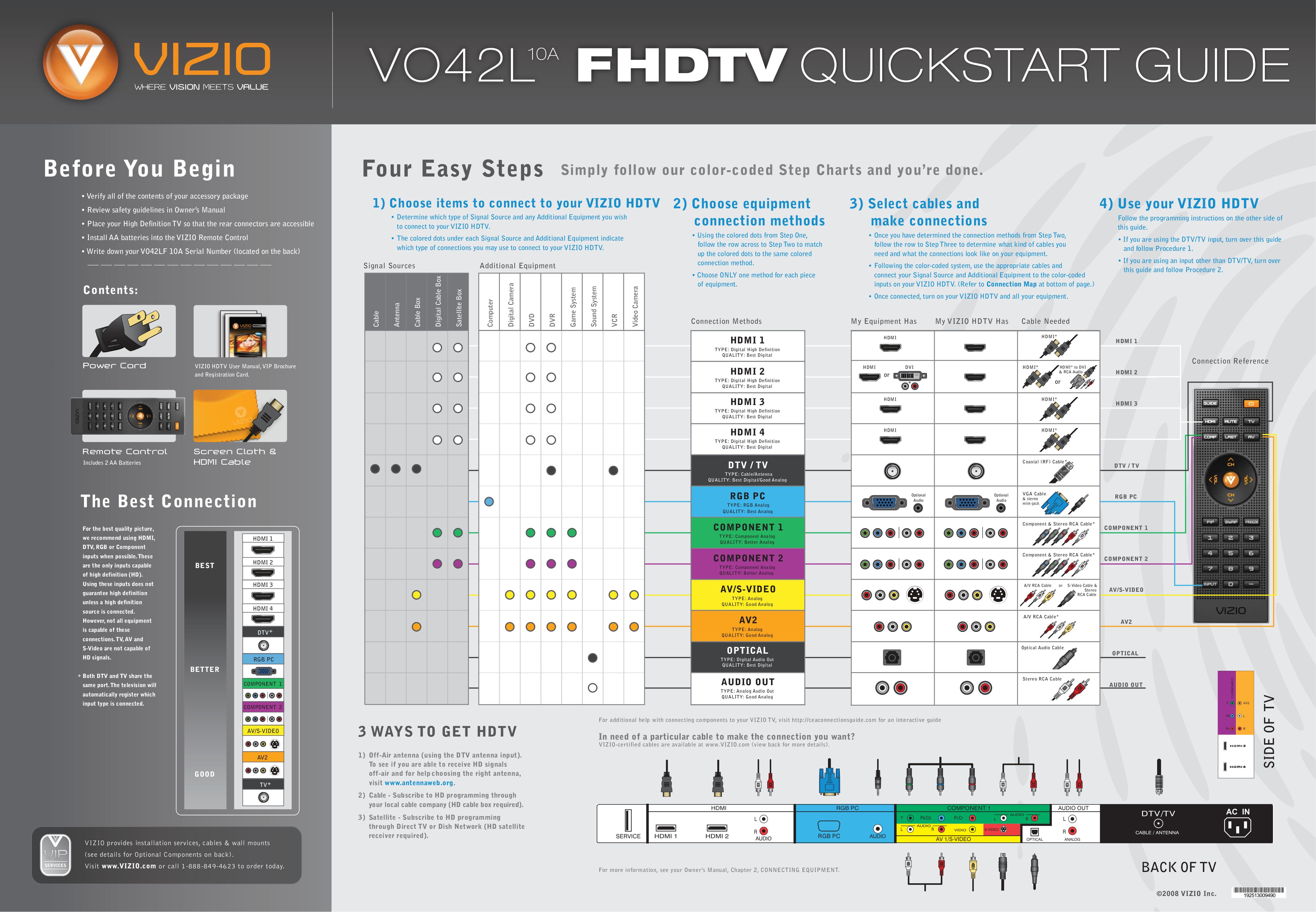 download free pdf for vizio va220e tv manual rh umlib com Vizio TV Schematics Vizio TV Problems