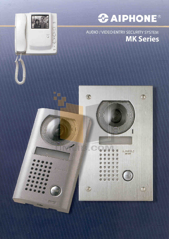 pdf for Aiphone Other PP-MK Intercoms manual