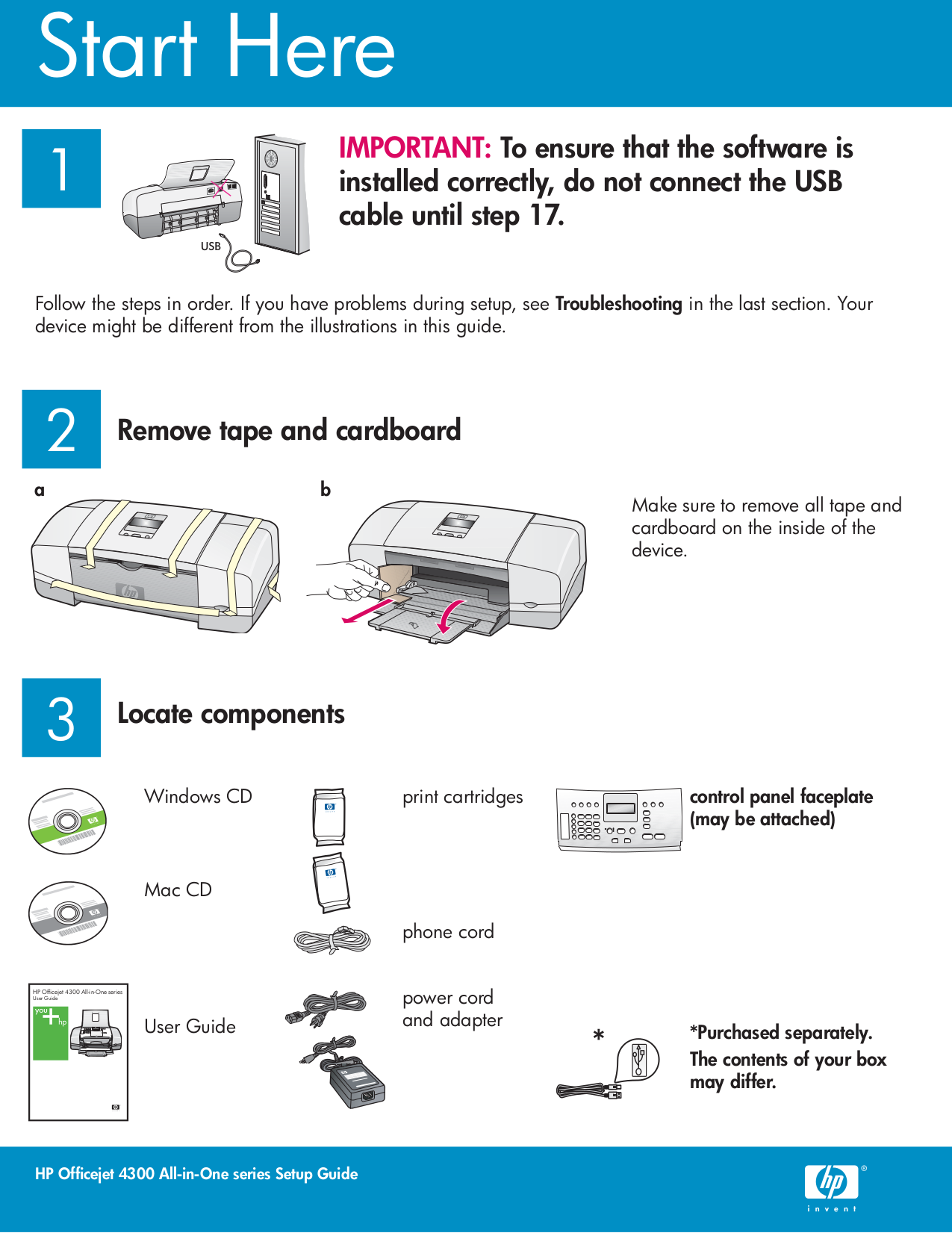 pdf for HP Multifunction Printer Officejet 4300 manual
