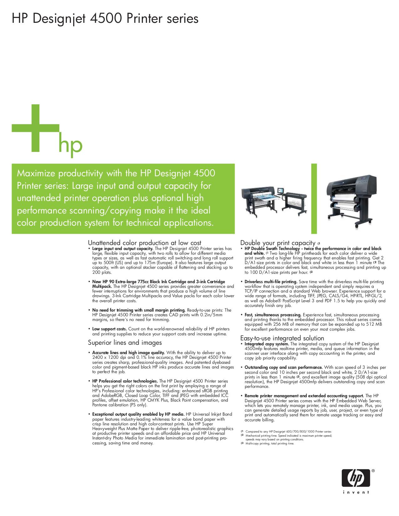 Download free pdf for hp designjet 5500 printer manual.