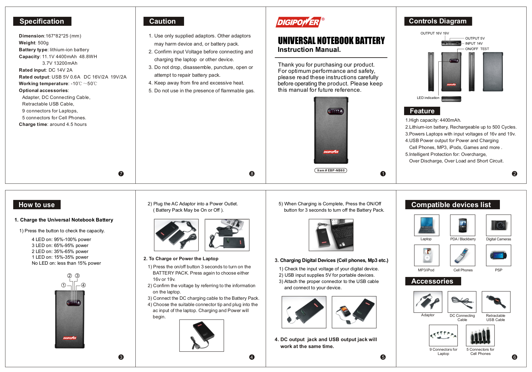 pdf for IBM Laptop ThinkPad i Series 1300 manual