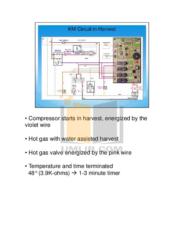 Hoshizaki Other KM-630MAB Cuber Machines pdf page preview