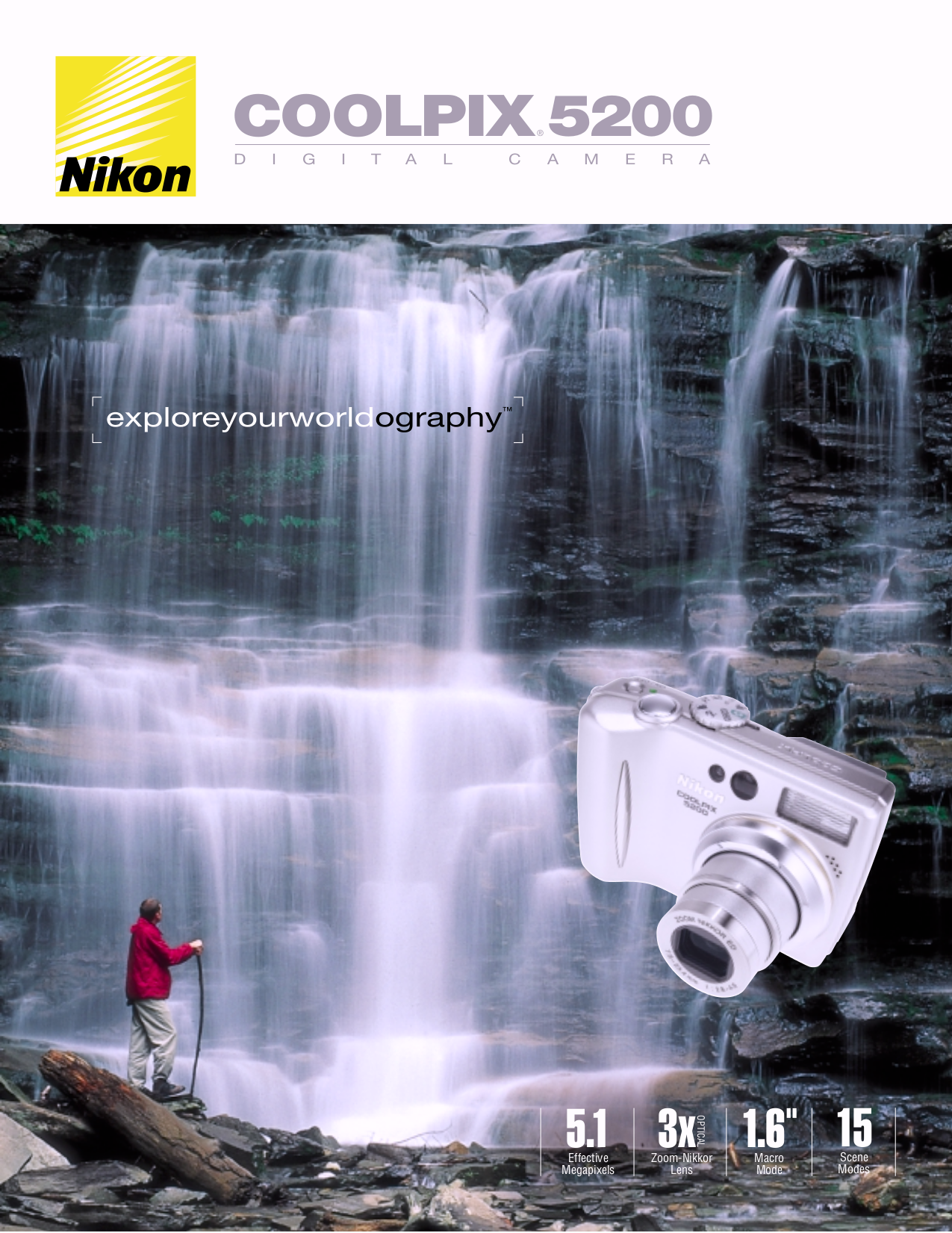 pdf for Nikon Other EN-EL5 Camera Rechargeable Battery manual