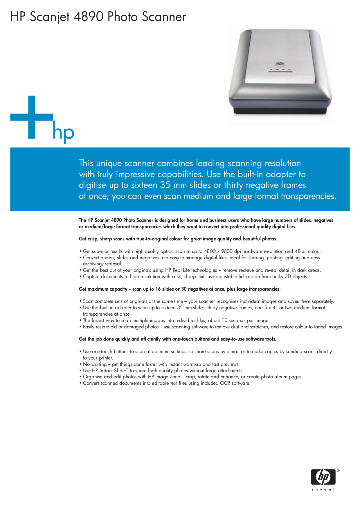 download free pdf for hp scanjet 4890 scanner manual rh umlib com HP Scanjet 5590 hp scanjet 4890 manual pdf