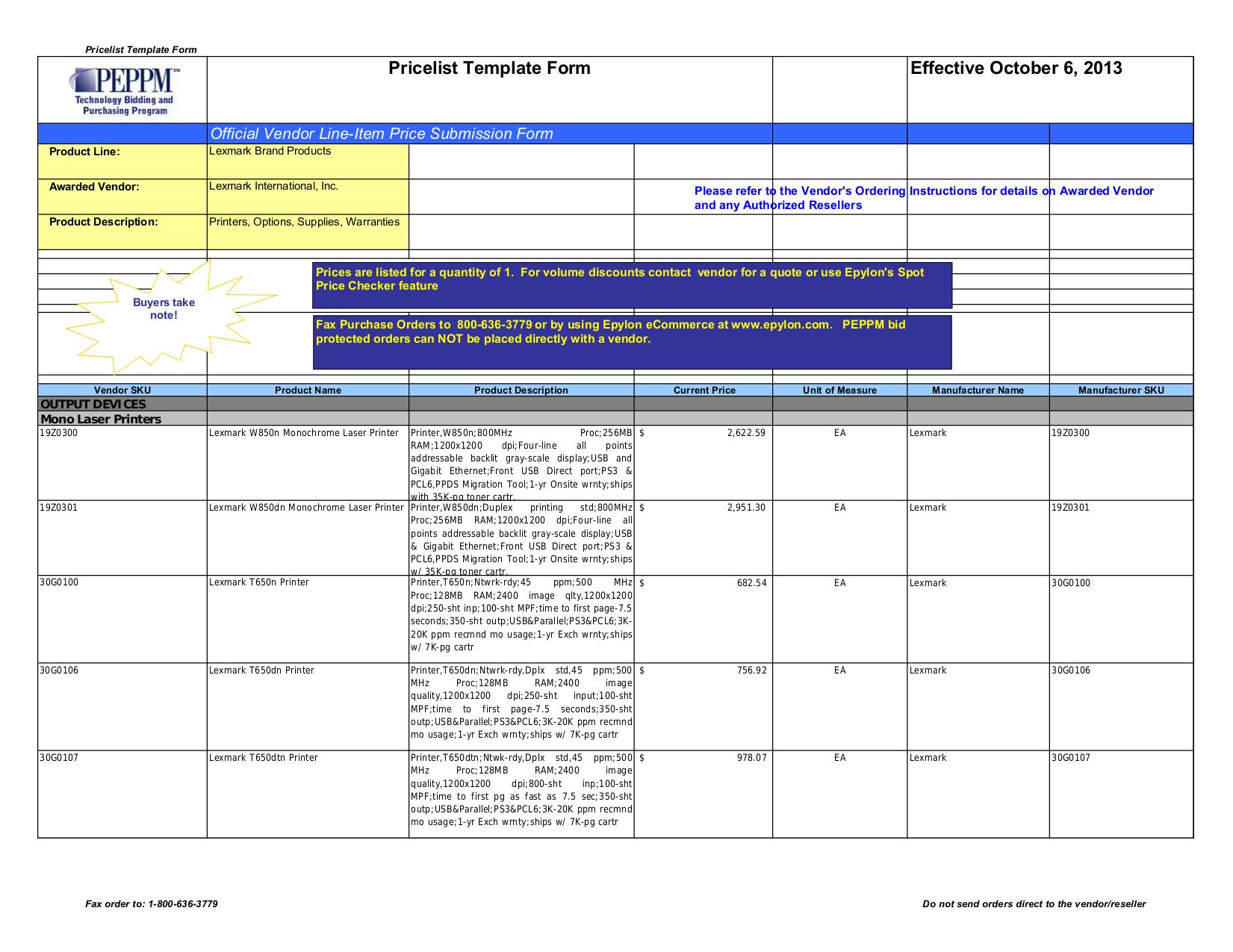 pdf for Lexmark Printer T652dtn manual