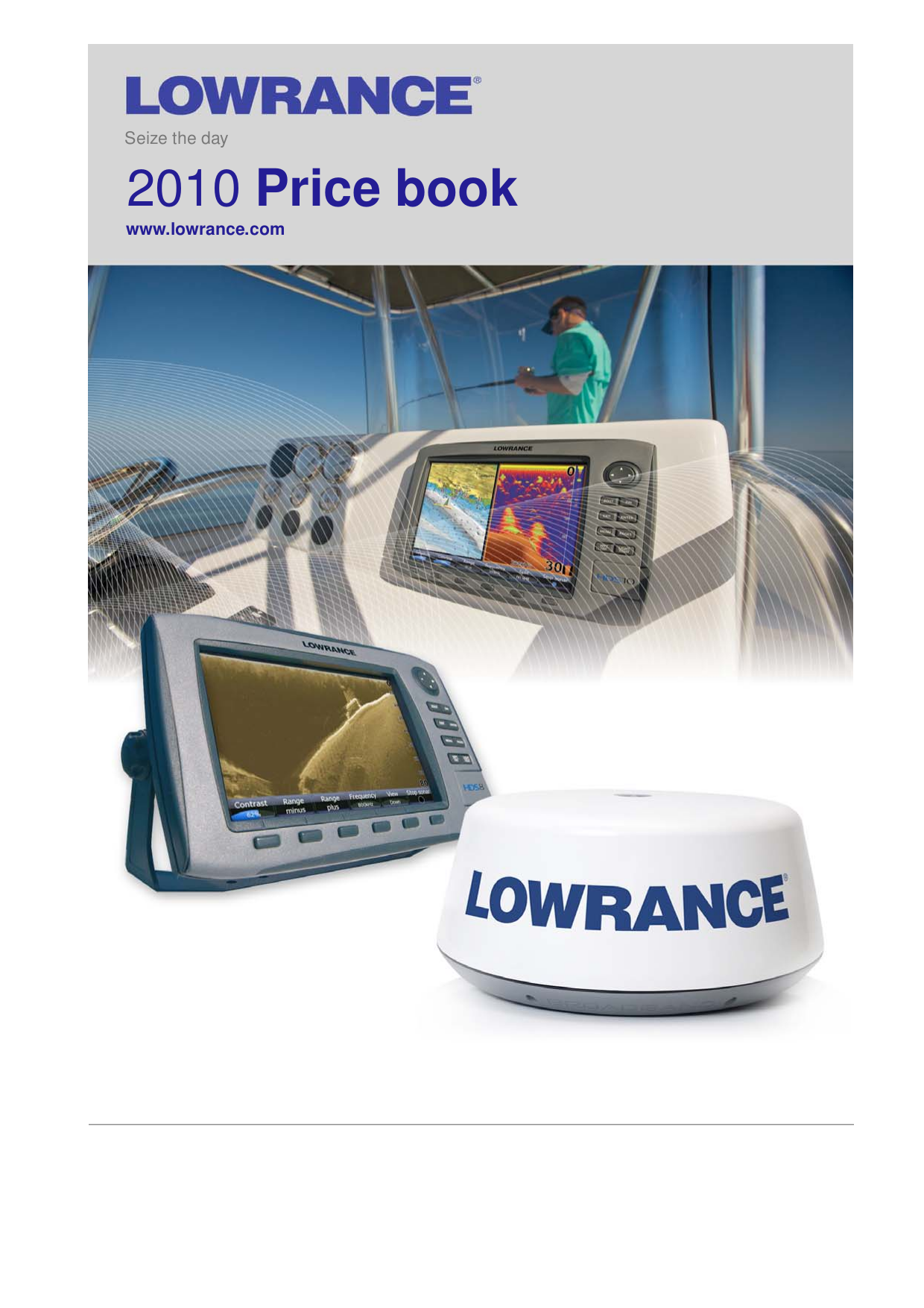 pdf for Lowrance GPS GlobalMap 3500C manual