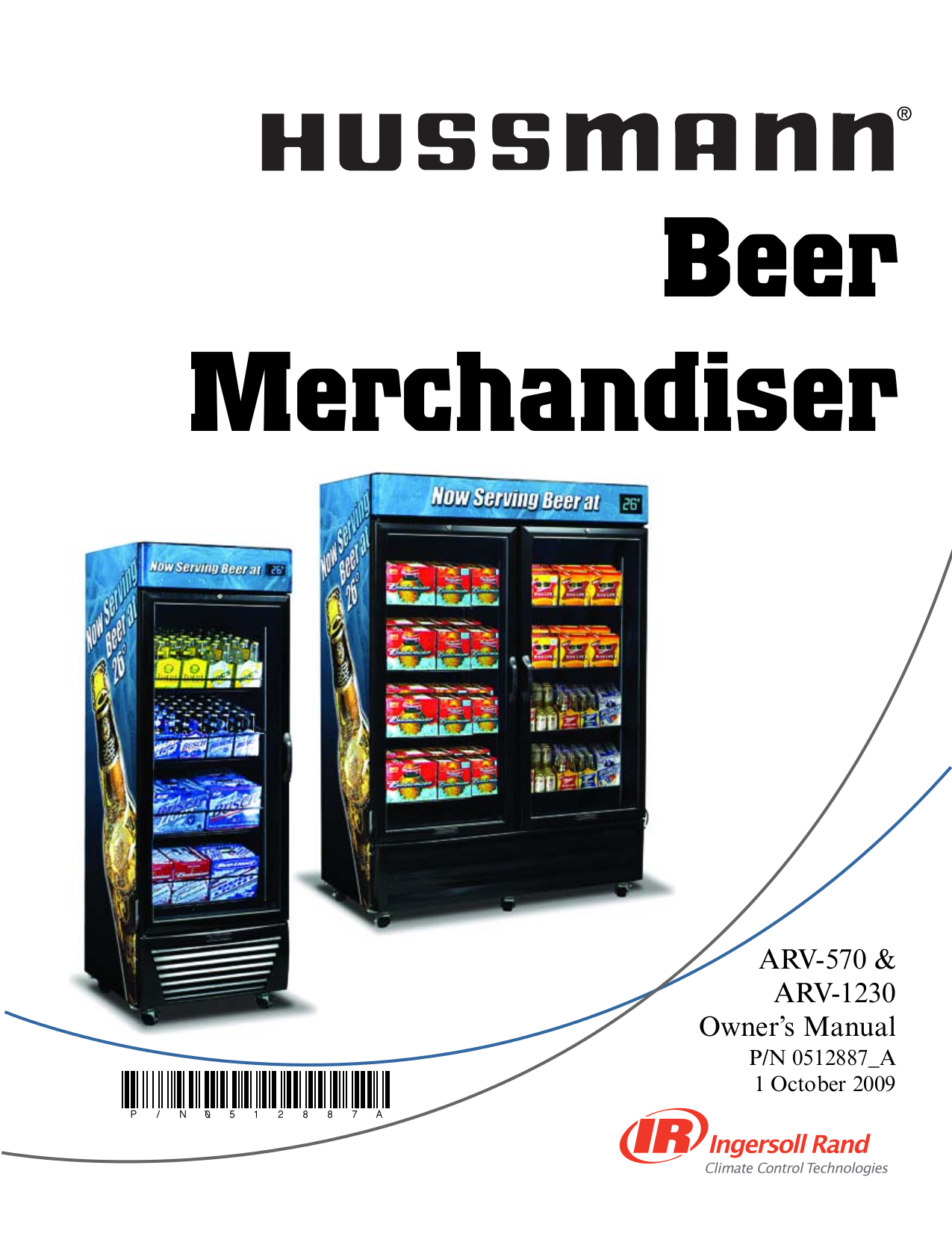 pdf for Hussmann Other SI3 Merchandisers manual