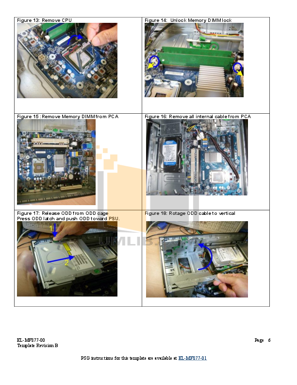 PDF manual for HP Desktop Compaq 6000 Pro SFF