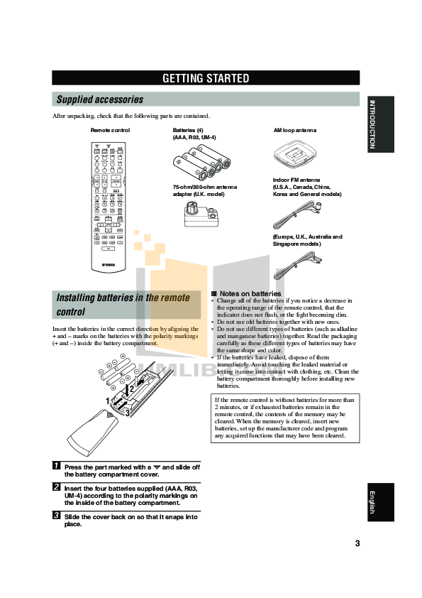 Crown Other FM-2 Stereo Tuners pdf page preview