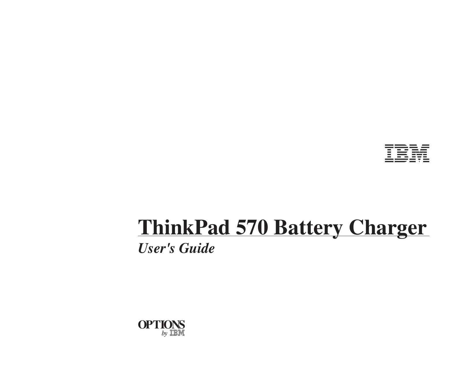 pdf for IBM Laptop ThinkPad 570 manual
