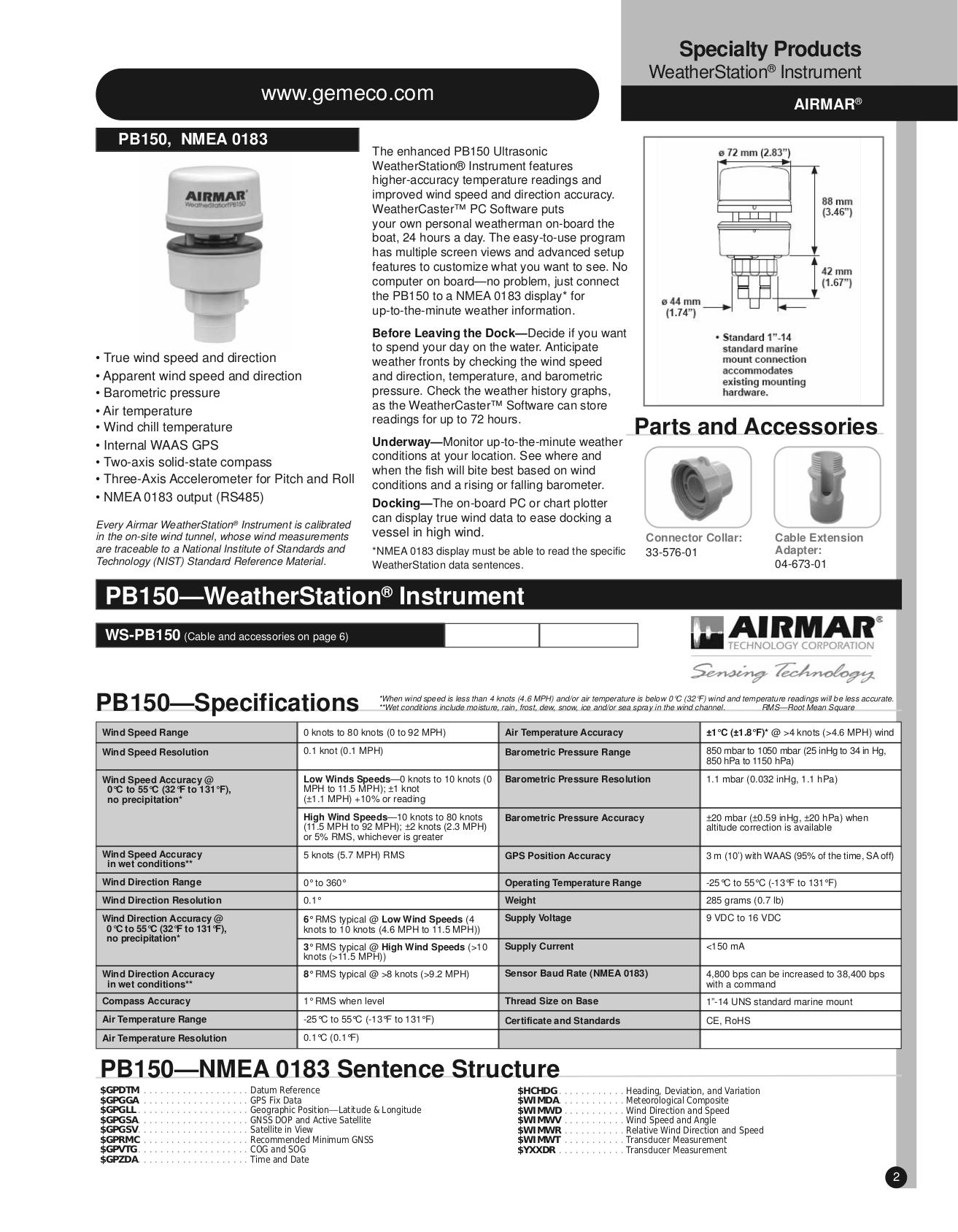 Lowrance GPS LCX-15 CI pdf page preview