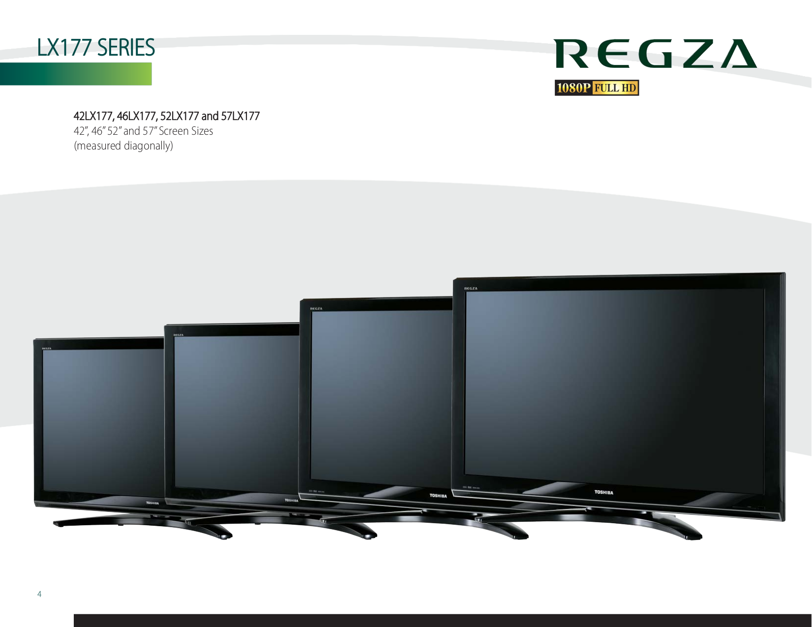 pdf manual for toshiba tv regza 42lx177 rh umlib com Toshiba LCD REGZA Manual Toshiba Flat Screen TV Manual