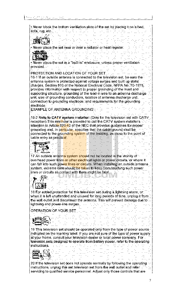 Hitachi TV 55EX9K pdf page preview
