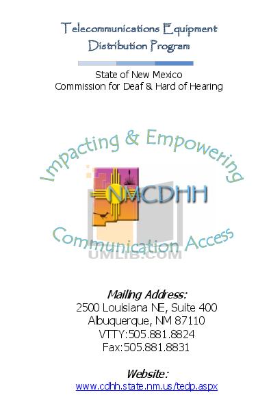 pdf for Ameriphone Telephone Q90D manual