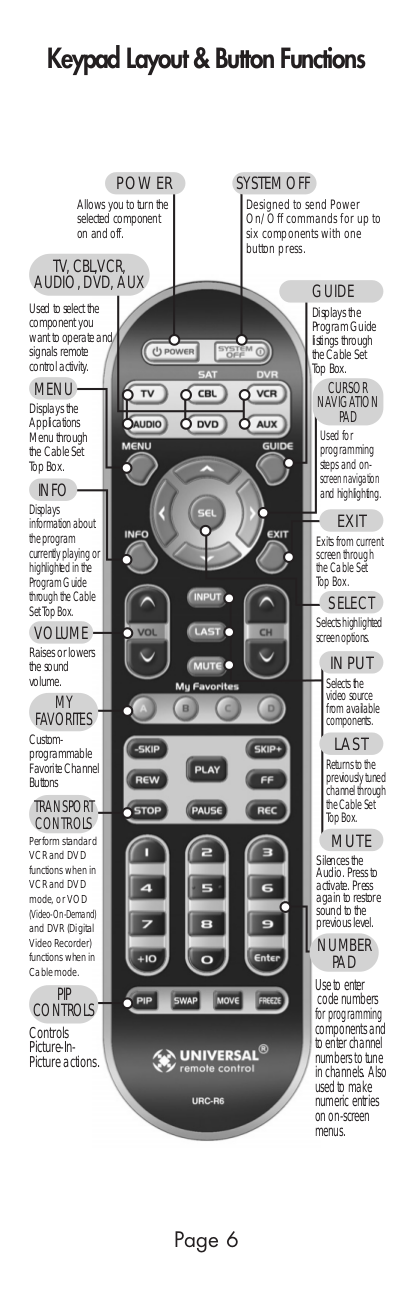 Humax TV L3040 pdf page preview