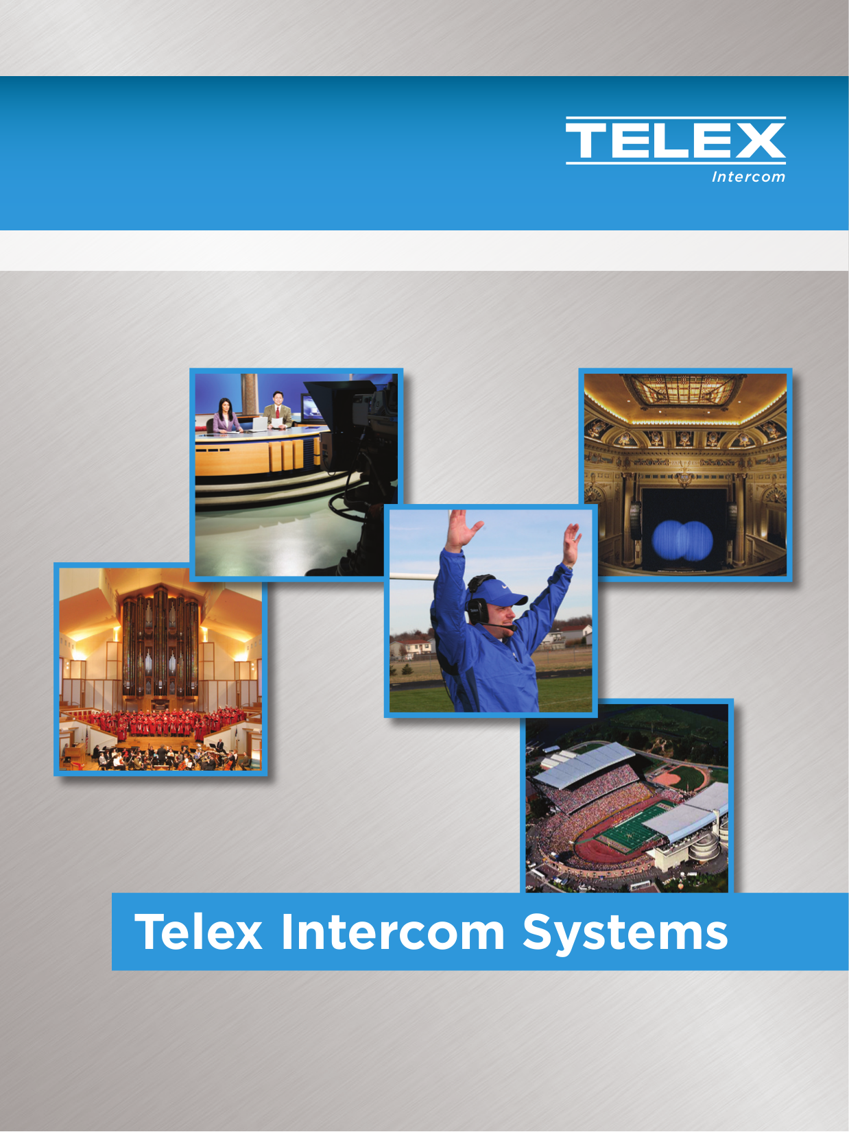 pdf for Telex Other TR-16 IFB Wireless manual