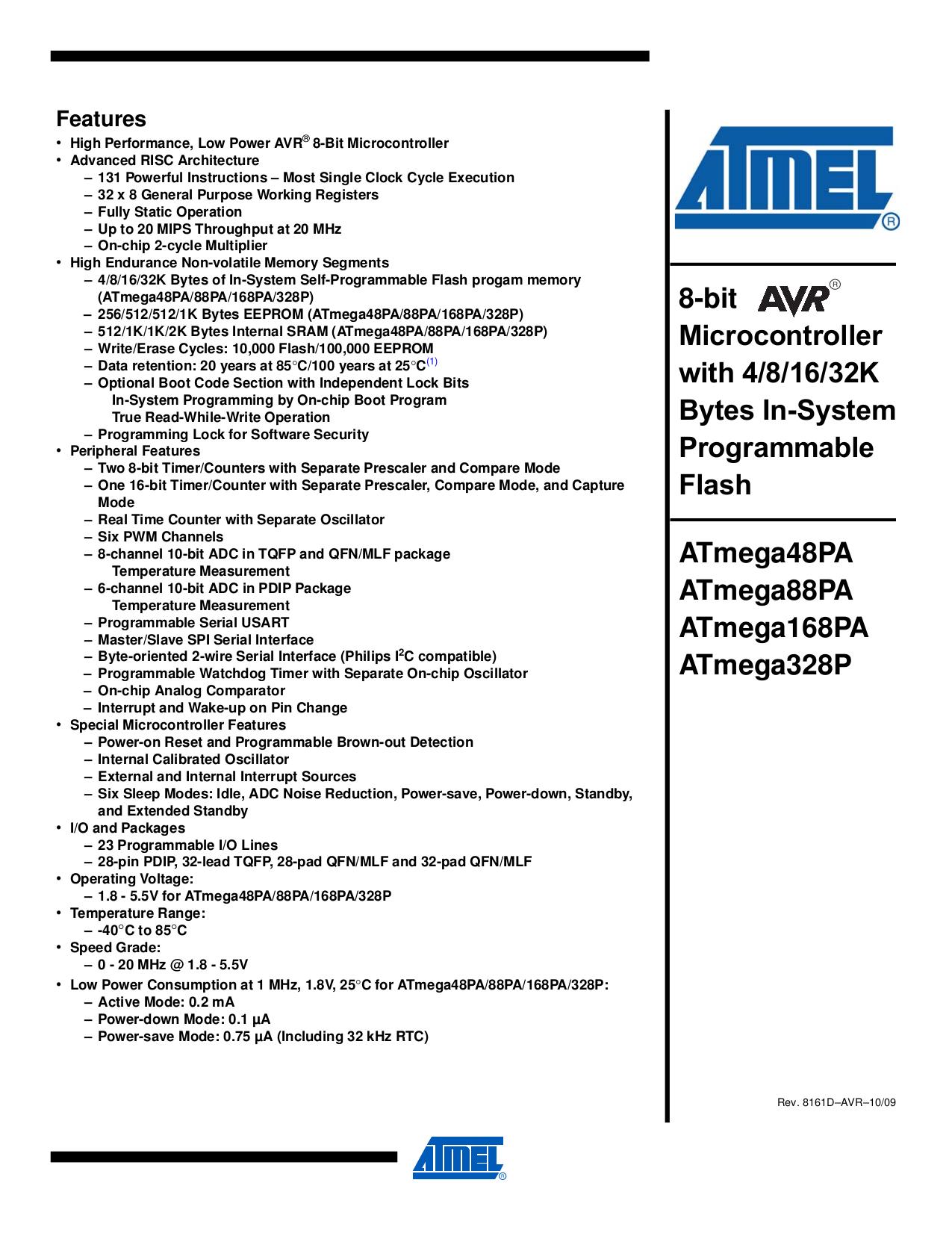 Atmega328p-pu pdf datasheet atmel agent from china arduino uno.