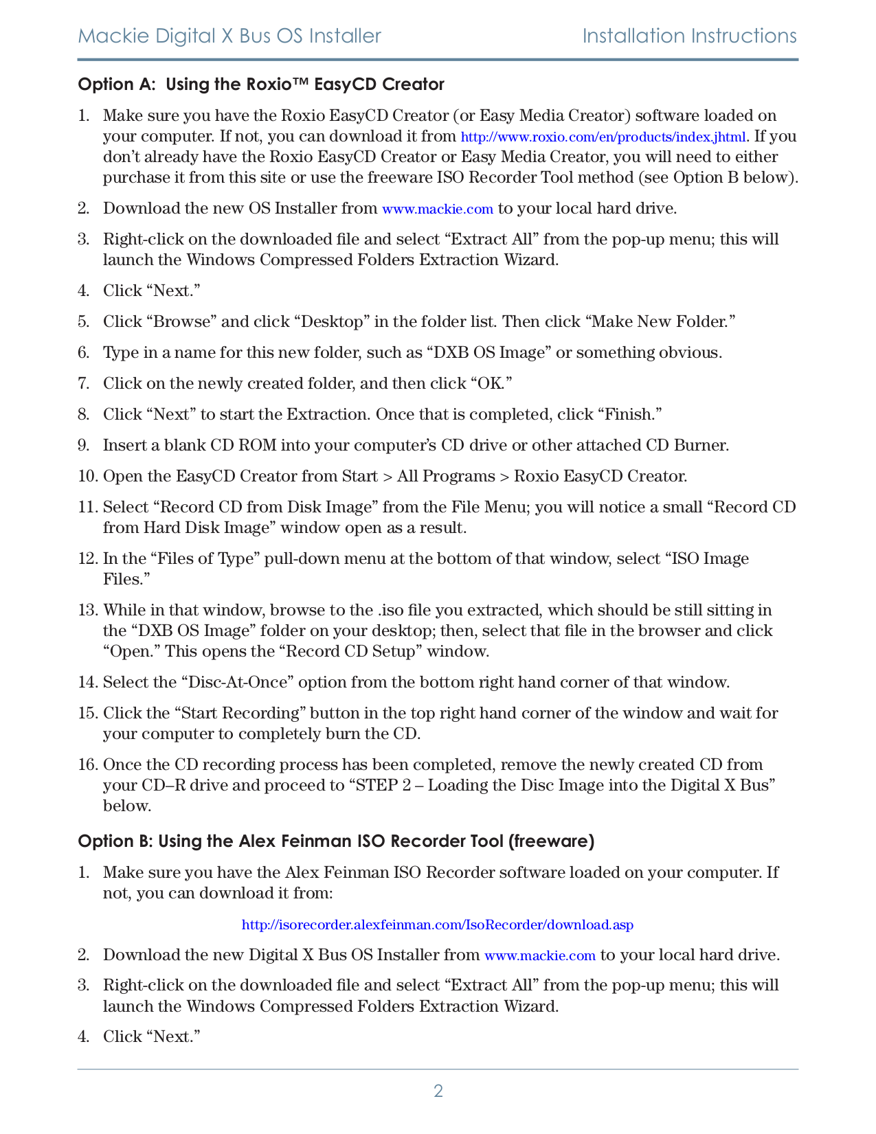 PDF manual for Mackie Other Digital X Bus DXB 200 Digital