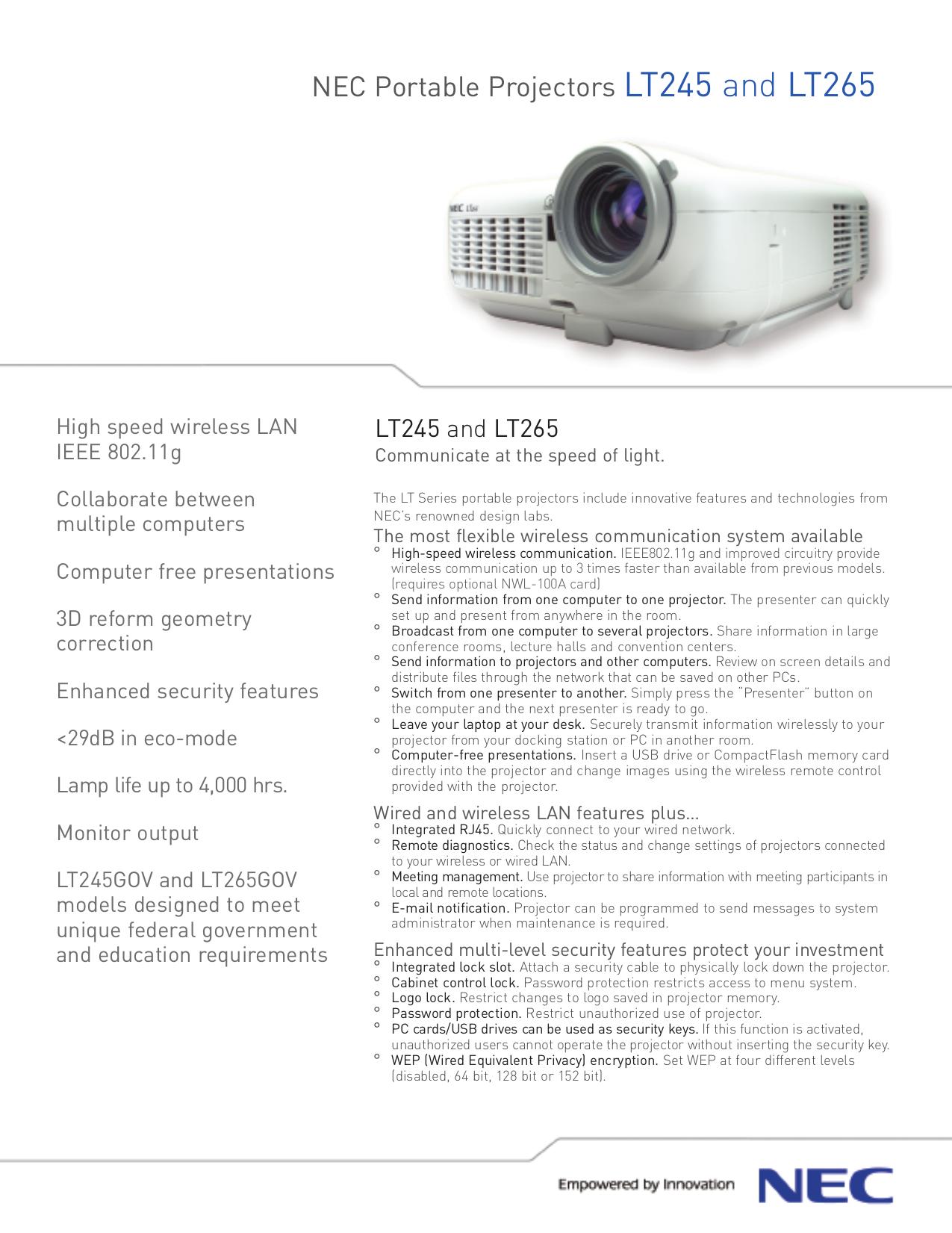 nec lt245 manual browse manual guides u2022 rh trufflefries co NEC SV8100 Logo NEC SV 8100 Manual