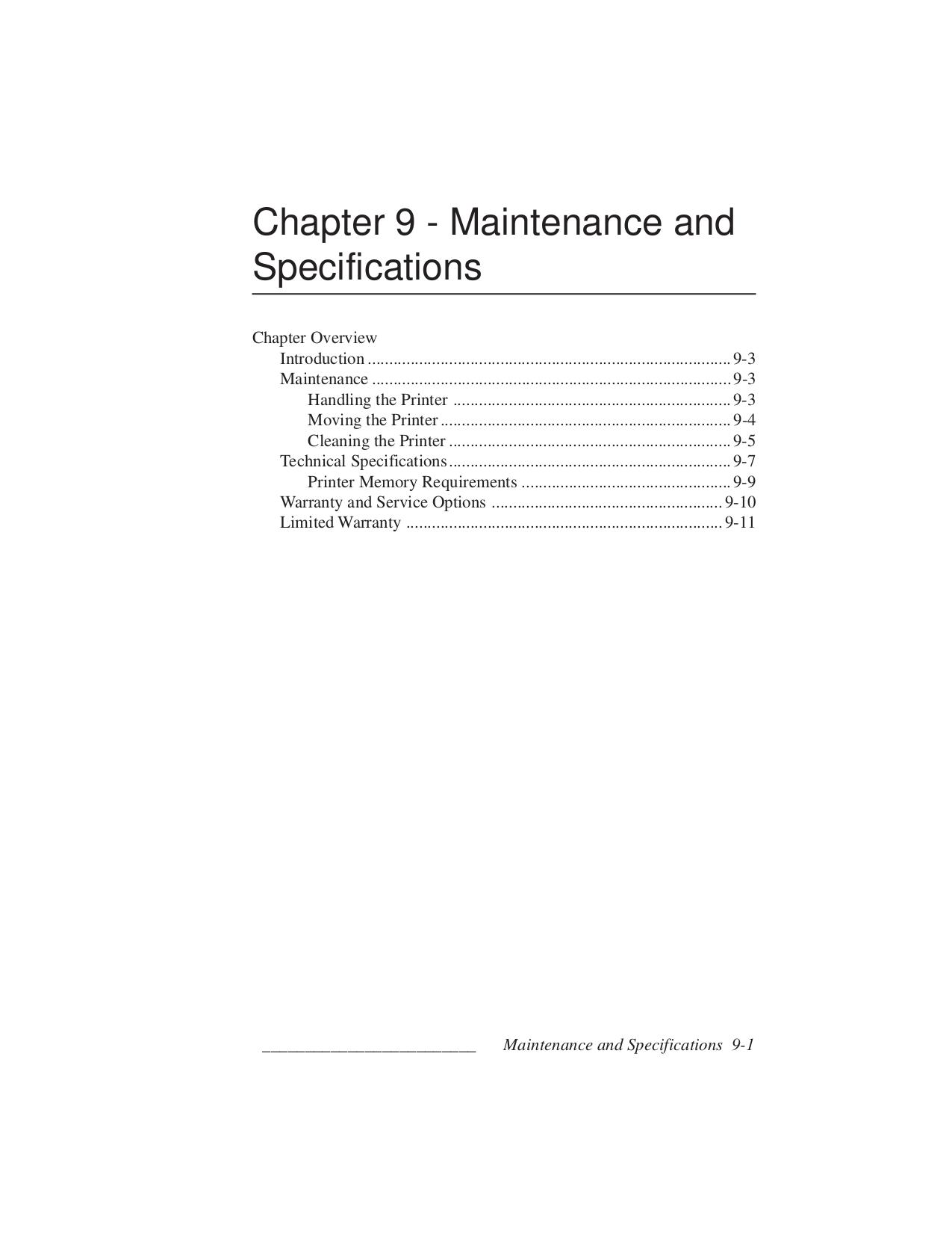 pdf for Xante Printer Accel-a-Writer 8300 manual