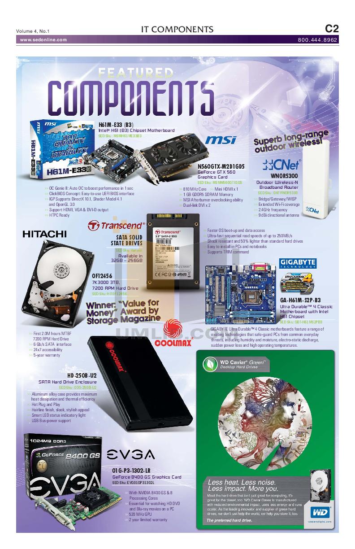 Coolmax Storage CD-510-U2 pdf page preview