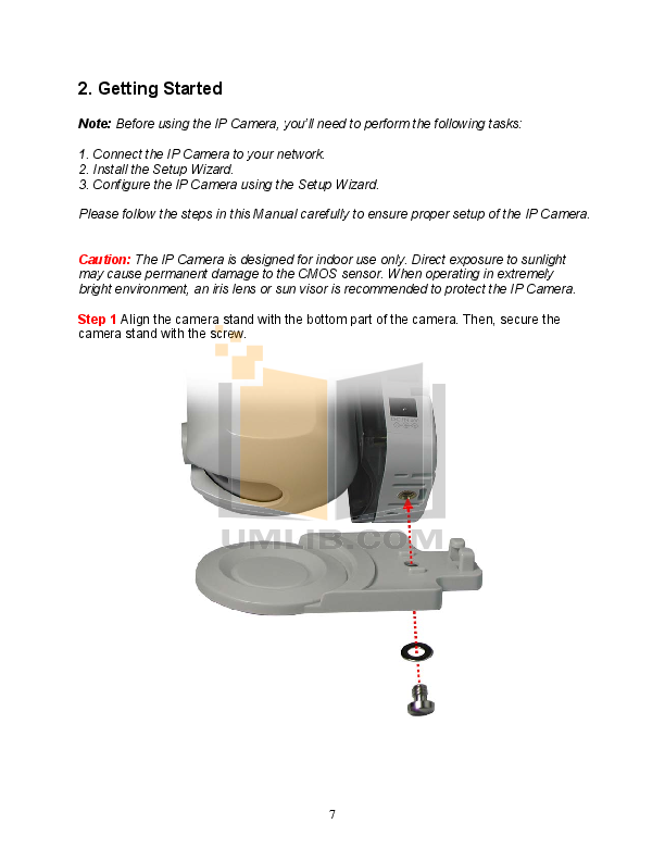 Airlink Other AICAP650 Webcams pdf page preview