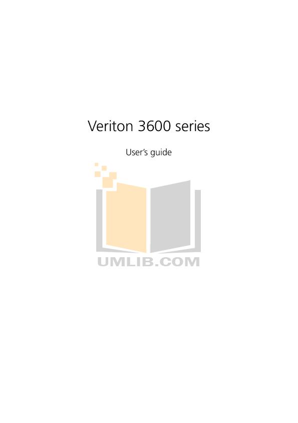 pdf for Acer Desktop Veriton 3600V manual