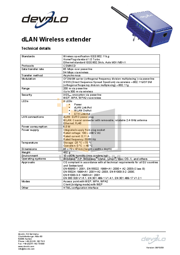 Devolo wlan 500 dlan manual duo powerline setup – whatisbe. Com.