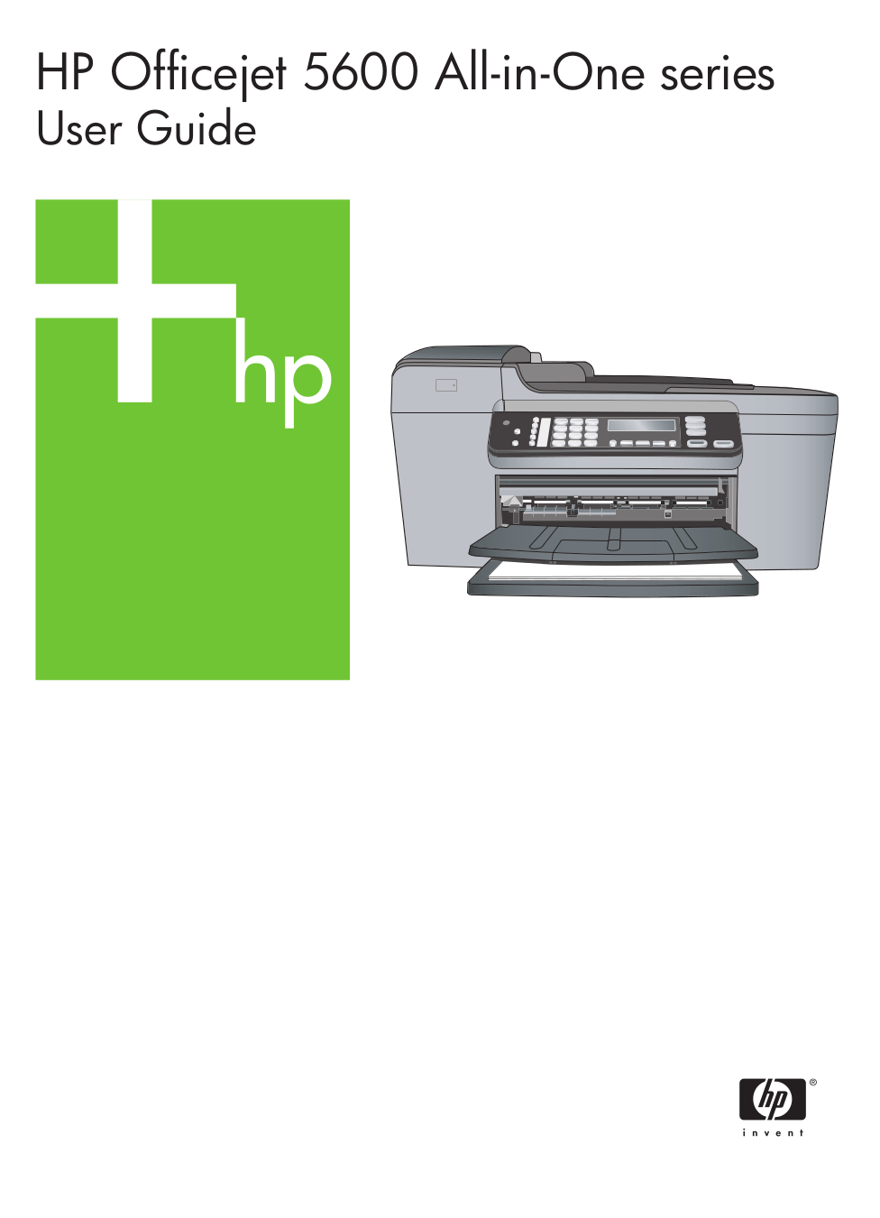HP Multifunction Printer Officejet 4355 pdf page preview